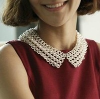 2012 hot sale crystal choker necklace,bib necklace,statement necklace,Free shipping
