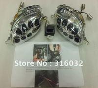 Front Turn Light for SUZUKI GSX-1300R GSXR1300 HAYABUSA LED Signal Clear  99 00 01 02 03 04 05 06 07