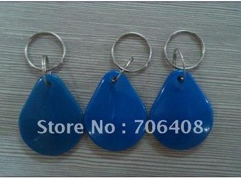 RFID keyfob/keytag 125KHz EM or EM compatiable chip ISO10536
