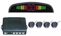 LED Display 4 Car Parking Sensor Reverse backup Radar System sensor 12V ATM300  20pcs/lot  shipping by dhl