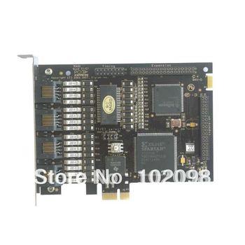 TE220 PCI Express Asterisk 2Port E1/T1 ISDN PRI Card