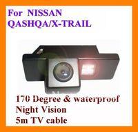 Car reversing Camera For Nissan Qashqai X-TRAIL / PEUGEOT 307(HATCHBACK) / PEUGEOT 307CC / CITROEN C-TRIOMPHE / CITROEN SEGA