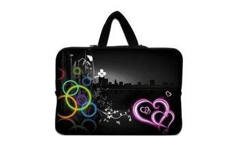 CityLove 9 10 10.2 Mini Laptop Case Netbook PC Travel Sleeve Pouch Bag Cover+Hide Handle