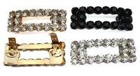 2013 hot sell fashion design Czech rhinestone embellishment shoe clips