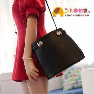 Free shipping 2012 handbag Skull leather rivet Bags women handbag/messenger bag wholesale&retail WLHB187