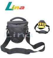 DSLR Camera Case Bag With Rain Cover For Nikon D50 D60 D80 D700 D90 D5000 D3000  Free Shipping
