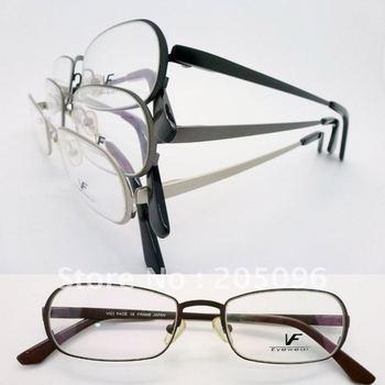 VF 6266 stainless steel bendable plank full rim eyeglasses frame supper spring steel plank eyeglasses wholesaler free shipping