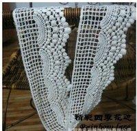 8cm  Cotton Lace Accessories underwear Lace Decorative Lace DIY Lace HomeTextile Trim  wholsesale FREE SHIPPING