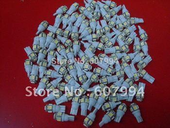 Freeshipping T10 bulb 5SMD 5050  24months warranty white 50pcs/lot car side light,car led lighting,auto led light ,wholesale