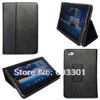 "PU leather case for samsung galaxy tab P6800 7.7"" tablet PC, for P6800 stand case,6800 cover case"