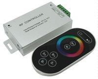 8 key RF RGB led touch controller,DC12-24V input 2