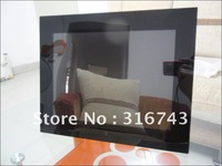 "[4GB card for gift]15"" Inch LCD Digital Picture Photo Frame MP3/MP4/Electronic albums/1024*768/Bright backlight/for decorate"