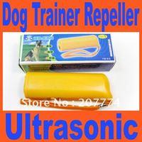 Ultrasonic Pet Dog Repeller Training Device Trainer TRAINING + REPELLER + LED light 3 in 1 Free Shipping!