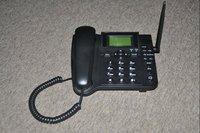 900/1800mhz,850/1900mhz GSM PSTN desktop Phone