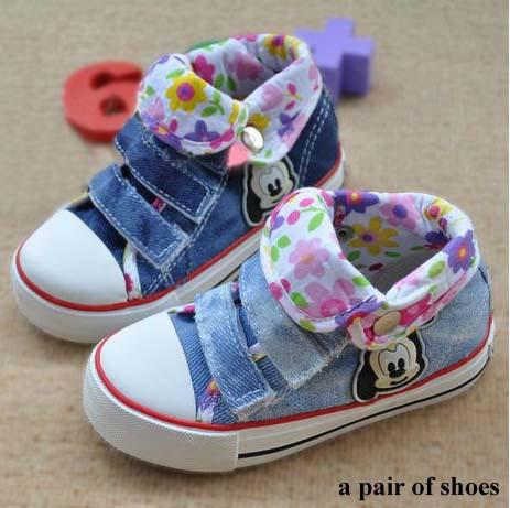 Детская Обувь 19 Размер