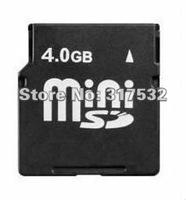 Free shipping mini sd card 1GB,2GB,4GB for Nokia N71 N73 N80 N93I