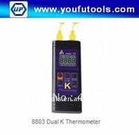 Handheld K thermometer 8803