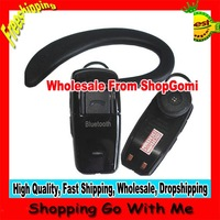 Wholesale Bluetooth Headset H200, 2.0 version 10pcs/lots+  retail packing box   Free Shipping