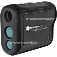 Bresser LR 800 yd./700m Laser Range Finder Bow Hunt Rifle Hunting Optics Tools