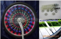 32 Patterns Bike LED Spoke Light/Bike LED Flashing Light/Wheel Light