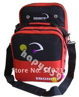 red color bowling accessories bowling ball bag shoes packs free ship  HOT