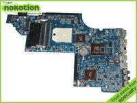 LAPTOP MOTHERBOARD for HP DV6 640451-001 HPMH-41-AB6300-D00G AMD DDR3 SOCKET S1 642528-001 644643-001
