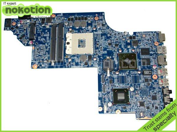 Ноутбук материнская плата для hp dv6 630881