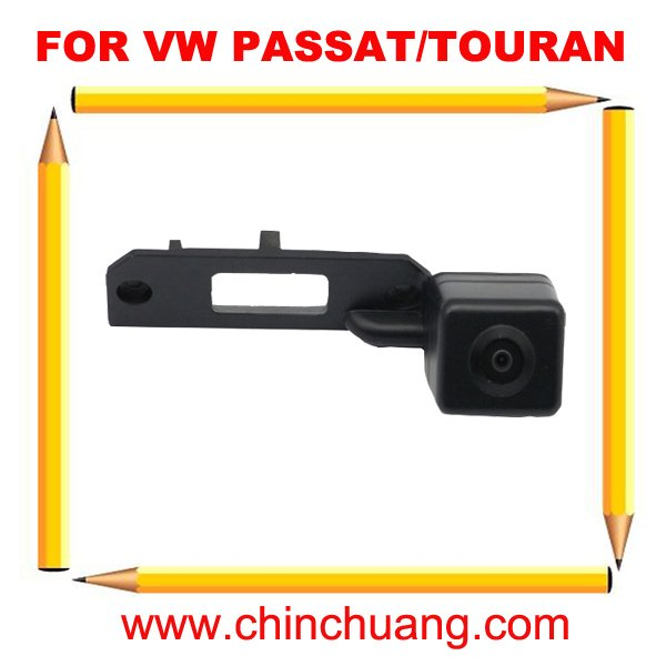 High Quality! Special Rear View Reverse backup Camera for Volkswagen Touran with wide viewing angle(China (Mainland))