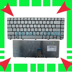 Laptop Keyboard for Genuine NEW Gateway NELA0 Keyboard US Silver +Free shipping (K1651)(China (Mainland))