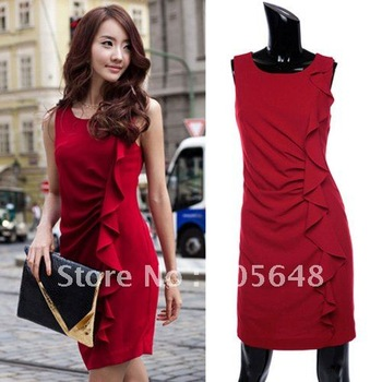 FYR8836 fashion designer lady sexy club party dress