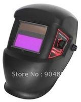 Li Battery+Solar auto darkening welding helmet/welder mask for the MIG MAG TIG CT TSC KR welding machine and CUT plasma cutter