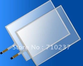 "10.4"" 5 wire Resistive touch screen panel 4  : 3  free shipping cost"