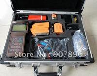 All New TUF-2000H-HS(DN15-100mm) Small Size Bracket  Clamp-on Sensor Handheld Ultrasonic Flowmeter/Flow Meter
