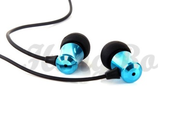 Freeshipping 3.5mm Stereo Super bass headphones In-Ear Headphones MP3MP4MP5 headphones