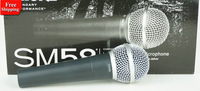 Free Shipping -   SM58LC 58LC  wired vocal microphone New in box 10pcs