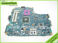 VGN-NW120JS NW135J MBX-205 M850 laptop motherboard for sony  integrated GL40 Warranty A1730145A PCG-7185M