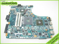 FOR SONY MBX-240 LAPTOP MOTHERBOARD INTEL DDR3 WITH VIDEO CARD GOOD QUANLITY WORKS WELL