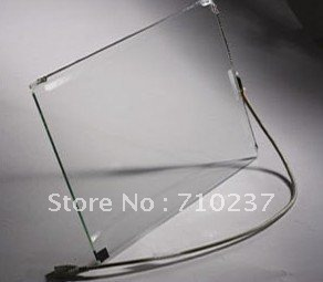 """23"""" SAW touch screen panel free shipping cost(China (Mainland))"""