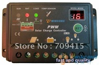 Hot selling, 30A PWM Solar Controller 12V 24V auto switch ,upgrade version,20pcs Wholesale
