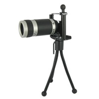 Free Shipping! 6X Zoom Universal Mobile Phone Telescope with High Visibility