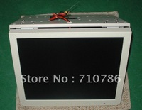 19 inch bus monitor,metal case,fild down to back,roof mounted