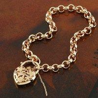 fashion jewelry bracelet 18k yellow gold filled heart charm bracelet jewelry jewelrlry bracelet bangle,gold bracelet