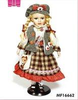 2012  fashion porcelain dolls