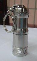 Free shipping 2012 new Wholesale Hot sell cheap 1000 Lumens mini portable Key chain CREE XM-L T6 LED Flashlight Torch Lamp Light