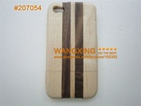 Чехол для для мобильных телефонов Pure Bamboo Single Bottom Protective Shell, For iPhone 4 4S Case, Retail, #207151