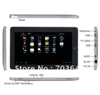 "Superpad VI V10 Tablet PC Android 4.0 10.2"" 1GB RAM GPS+WIFI+Camera+HDMI 4GB/8GB/16GB"