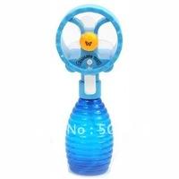 free shipping Mini cooling fan/spray fan/type water spray type fan