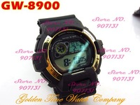 Nice 2013 Gift wristwatch 8900 G sports digital chronograph watch water resistant  for men & boy free shipping