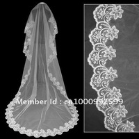 Gorgeous Bridal Vail-New Design-3 meters-make you the most beautiful bride-Free Shipping