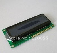WholeSale 5 PCS/LOT NEW 1602 16x2 LCM Character LCD Display Module 1602 LCD   5V Display color: bule